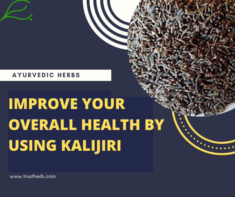 health benefits of kalijiri
