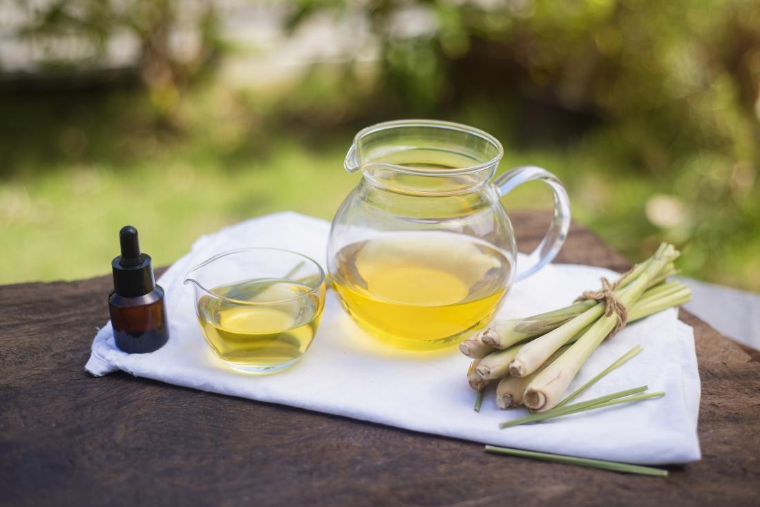 Health benefits of lemongrass oil